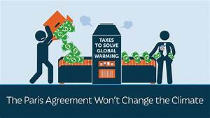 The Paris Climate Agreement Won't Change the Climate - YouTube