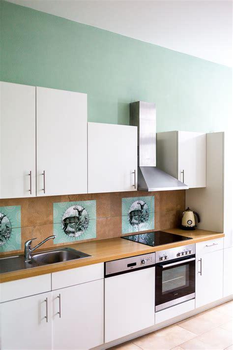 Küche Farbe Wand by Projekt Traumwohnung 2 0 Endlich Farbe An Den W 228 Nden Mit