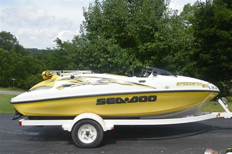 Speedster Boat by Sea Doo Speedster Sk 1999 For Sale For 4 200 Boats From