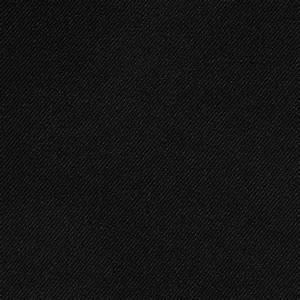 Gabardine Black - Discount Designer Fabric - Fabric com