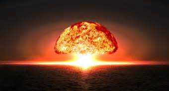 nuclear bomb korea north explosion shutterstock nuking bait experts easily tweets arms japan could into trump ocean