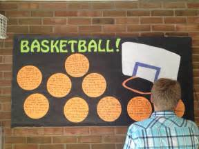 basketball bulletin boards decorations