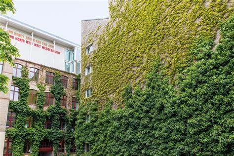 Vertikale Gärten  Ein Grüner Pelz Für Die Stadt