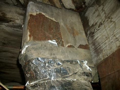 nashville tennessee home inspection asbestos duct tape