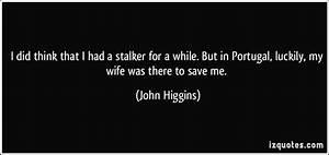 Stalking Quotes. QuotesGram