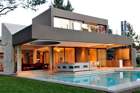 original modern personality displayed by casa st56 in buenos aires argentina freshome