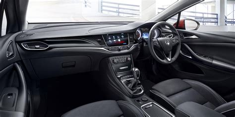 opel astra interior vauxhall astra review confused com