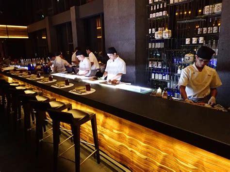 japanese cuisine bar best sushi in saigon at sorae japanese restaurant