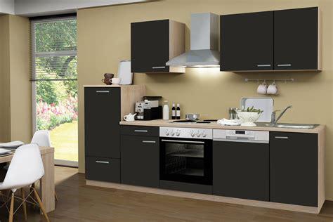 Küchenzeile Mit Elektrogeräten by K 252 Chenzeile Mit Elektroger 228 Ten K 252 Che Mit Geschirrsp 252 Ler