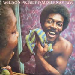 Mr Magic Man Wilson Pickett