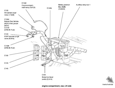 2004 Ford F150 Heritage Fuse Diagram by F150 2004 Heritage Lights And Dash Lights Out
