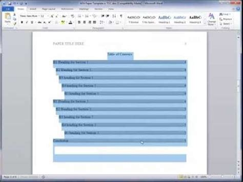ru libtip  formatted table  contents youtube