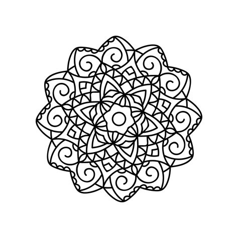 We have a huge range of svgs products available. Mandala Vector DXF File Free Download - 3axis.co