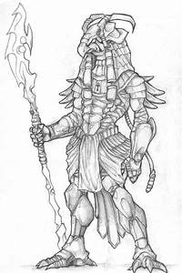 Image Gallery horus drawing