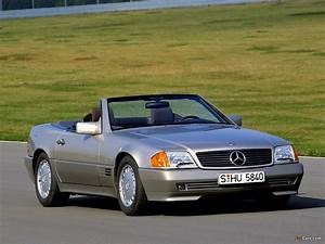 Mercedes 93 : mercedes benz 500 sl r129 1990 93 images 1280x960 ~ Gottalentnigeria.com Avis de Voitures