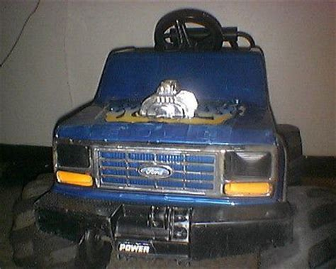 power wheels bigfoot monster truck 17 best images about monster truck playsets misc on