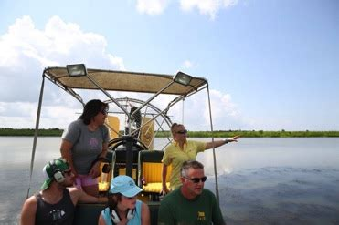 Airboat Express by Airboat Express Llc Meet The Captains
