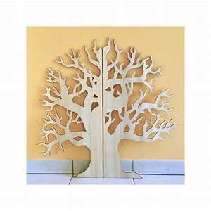 Arbre En Bois Deco : losirs cr atifs grand arbre 75 cm en bois peindre ~ Premium-room.com Idées de Décoration