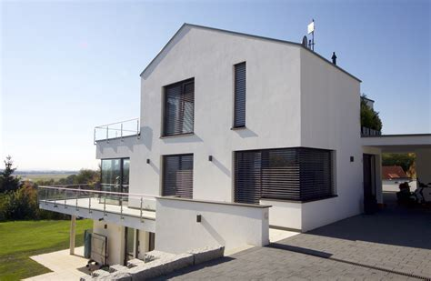 Einfamilienhaus Am Hang by Haus Am Hang Mit Garage