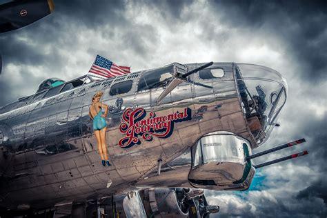Boeing B-17 Flying Fortress Hd Wallpaper