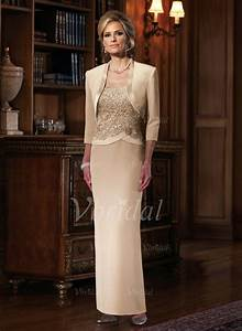 Kleider Brautmutter Standesamt : kleider f r die brautmutter etui linie rechteckiger ausschnitt bodenlang chiffon ~ Eleganceandgraceweddings.com Haus und Dekorationen