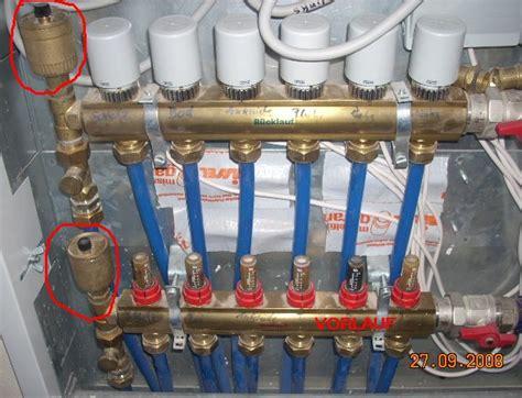 heizung entlüften ohne ventil fu 223 bodenheizung automatisch entl 252 ften klimaanlage und heizung
