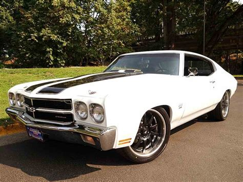 Chevrolet Chevelle Ss For Sale by 1970 Chevrolet Chevelle Ss For Sale Classiccars Cc