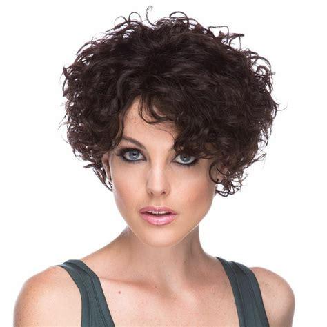 cascade premium remy  human hair wig stylish curls