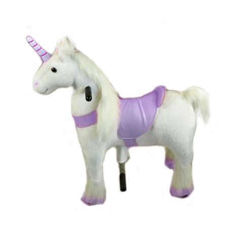 unicorn pink purple 2013s ride pony 2002s go giddy ons toy unicorns plush johnhansenco