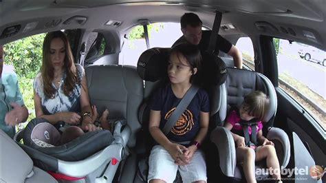 fitting  car seats   rear seat youtube