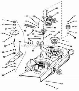 Snapper 381451hbve Parts List And Diagram