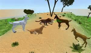 Last Moon 3D Animal Game