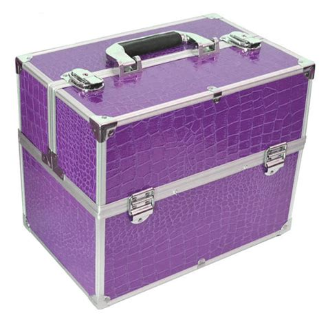 mallette de maquillage valise de rangement cosm 233 tique ongle mobile
