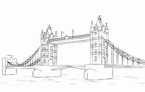 London Bridge Dessin : coloriage tower bridge coloriages imprimer gratuits ~ Dode.kayakingforconservation.com Idées de Décoration