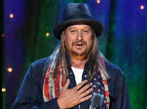 "Picture Kid Rock Featuring Sheryl Crow: Calls Her The ""B-Word"" While On"