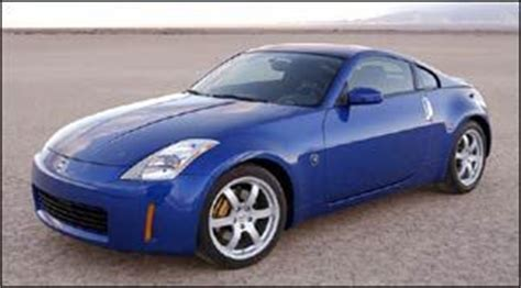 2004 nissan 350z specifications car specs auto123