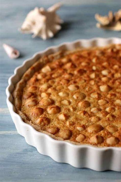 Macadamia Nut Pie - Marshall Islands Traditional Food ...