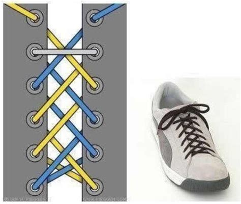 sepatu ribbon lace 12 ways to tie your shoelaces trusper