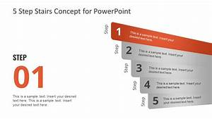 5 Step Concept Design For Powerpoint