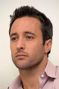 Alex O Loughlin Hairstyle Fade Haircut