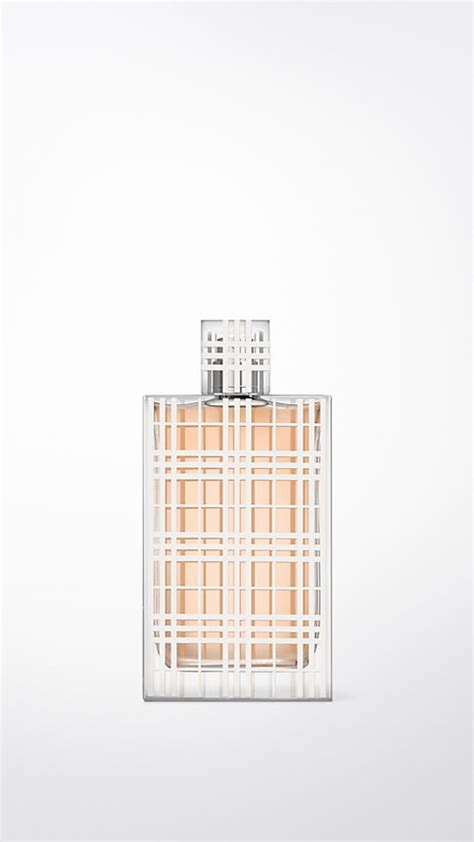 burberry brit for eau de toilette 100ml burberry