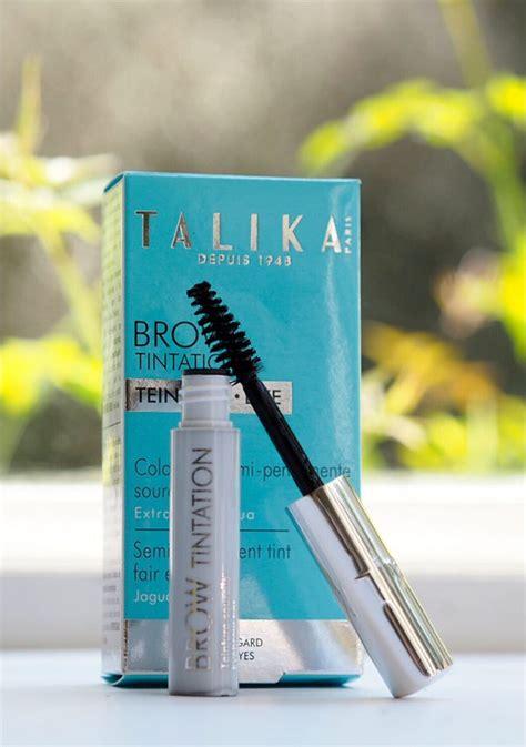 talika brow tintation british beauty blogger