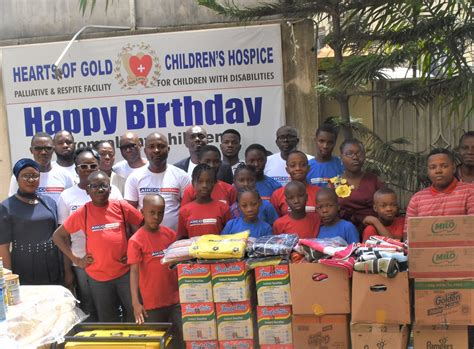 Transaction summarytotal insider purchases and sales reported to the sec. AIICO Celebrates Children's Day at the Hearts of Gold Children's Hospice, Surulere - SuperNewsng
