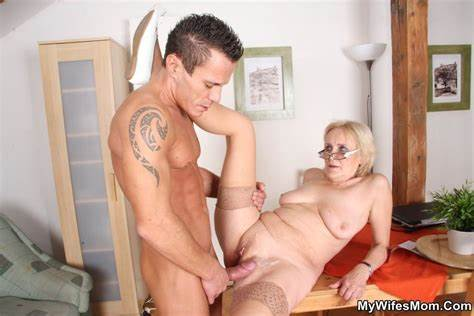 Immature Grandma Forcing His Pole Boys Penetrated Mothers