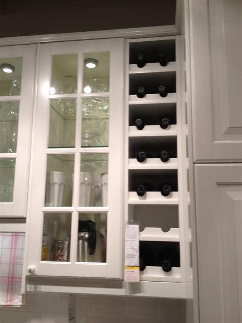 built  wine rack  ikea  house ideas pinterest ikea built  wine rack  built ins