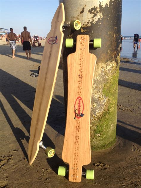 norgeboards bamboo land paddle boards  longboards