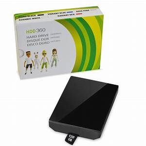320GB Internal Xbox 360 Slim Hard Drive Disk FOR Microsoft