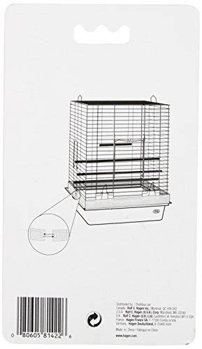 living world plastic bird cage seed guard home garden