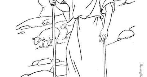 Bible Coloring Page To Print
