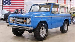 Wiring Diagram For 1974 Ford Bronco